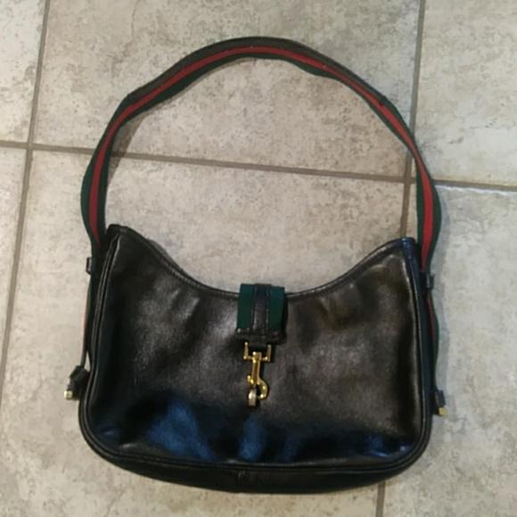 Gucci Handbags - SALE~Gucci~Hobo~ Sherry Line Strap~Vintage